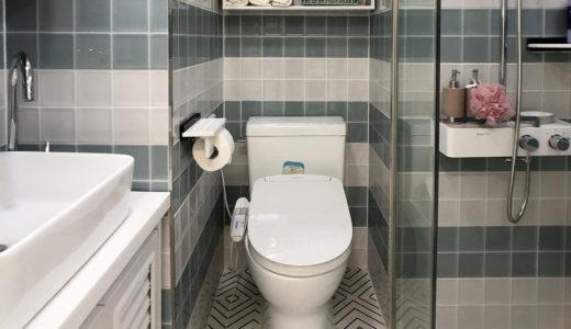 韓国の浴室とトイレ事情